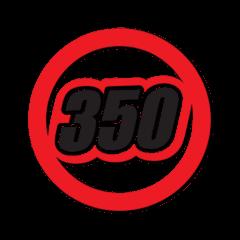 Sticker 350 Limit