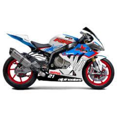 Design BMW S1000RR BlueMotion
