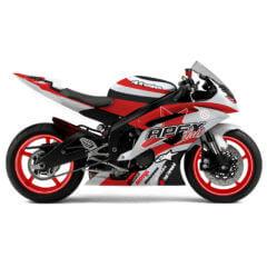Design Yamaha R6 Apex Team Replica
