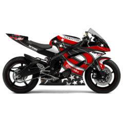Design Yamaha R6 Bravo
