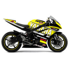 Design Yamaha R6 Canyon