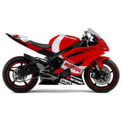 Design Yamaha R6 Shahida