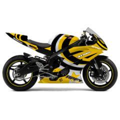Design Yamaha R6 VooDoo