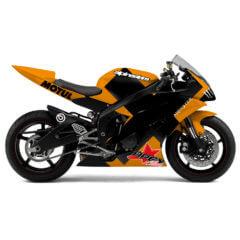 Full Wrap Yamaha R6 Decision
