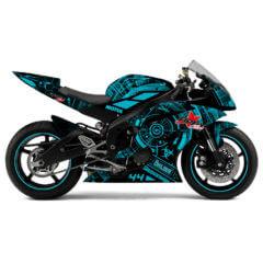 Full Wrap Yamaha R6 IQ