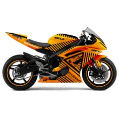 Design Yamaha R6 Ebola