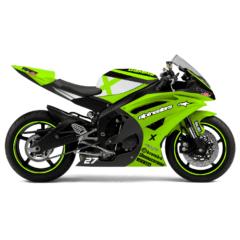 Design Yamaha R6 Gamma X