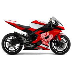 Design Yamaha R6 Honour