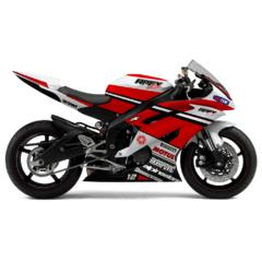 Design Yamaha R6 Kunai