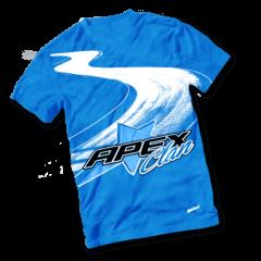 T-shirt Highway Blue