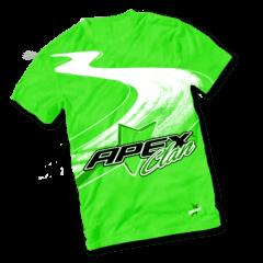 T-shirt Highway Green