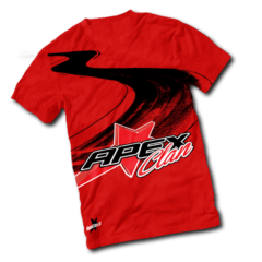 T-shirt Highway Red