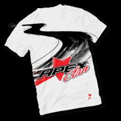 T-shirt Highway White