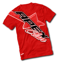 T-shirt Streetfighter Red