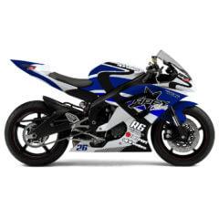 Design Yamaha R6 Foster