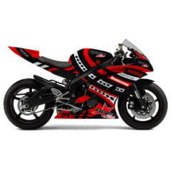 Design Yamaha R6 Venom