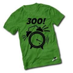 T-shirt 300 Na Budziku