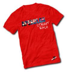 T-shirt ApexClan Street Race
